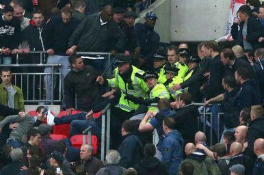 Millwall-fans